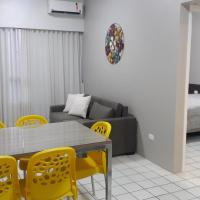 Flat Mercure Família 5pessoas, hotel in Boa Viagem, Recife