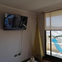 Parque Mirador II - 3 Dormitorios - Excelente Vista, hotel in Viña del Mar