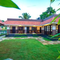Haven Alleppey Beach Villa、アレッピーのホテル