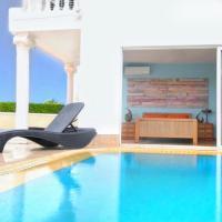 Beach Villa Sea View, XXL Pool, 4 Bedroom