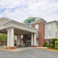 Holiday Inn Express Hotel & Suites Lafayette, hotel in Lafayette
