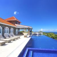 Cap Estate Villa Sleeps 10 with Pool Air Con and WiFi, hotel in Cap Estate