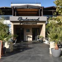 Hotel Bulevard, отель в городе Рымнику-Вылча