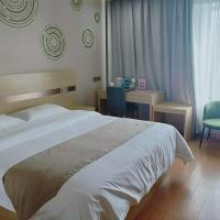 GreenTree Inn Pingdingshan Wuzi Building Hotel, отель в городе Pingdingshan