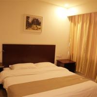 GreenTree Alliance Jinan Licheng Town Yaohua Road Yaoqiang Airport Hotel, hotel near Jinan Yaoqiang International Airport - TNA, Jinan