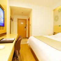 GreenTree Inn Qiqihar University Wanda square Express Hotel, hotel in Qiqihar