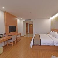GreenTree Inn Jiaxing Tongxiang City Chongfu International Fur Center Business Hotel