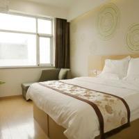 GreenTree Inn Shijiazhuang Qiaoxi District Zhongshan Road Xili Street Express Hotel, hotel in Shijiazhuang