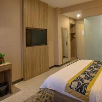 Shell Hefei Changjiang West Road Nangang Subway Station Hotel, hotel near Hefei Xinqiao International Airport - HFE, Hefei