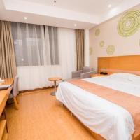 GreenTree Inn Xuchang Yucheng County Ziyun Avenue Business Hotel, отель в городе Xuchang