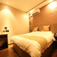 Shell Zibo Zichuan District Pu Songling Hotel, отель в городе Zibo