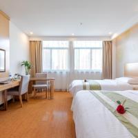 GreenTree Inn Hefei Shushan District Binhu Qiancheng Business Hotel