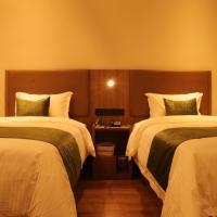 GreenTree Inn Lanzhou Zhongchuan Airport Business Hotel, hotel near Lanzhou Zhongchuan International Airport - LHW, Hejialiang
