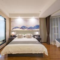 GreenTree Eastern Hefei City Binhu Ziyun Road Hotel, hotel in Hefei