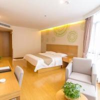 GreenTree Inn Jinan Jiyang Bus Station Express Hotel, hotel near Jinan Yaoqiang International Airport - TNA, Jiyang