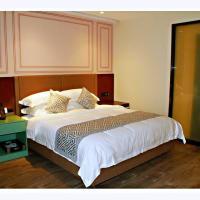 GME Huainan Tianjiaan District Chaoyang East Road Hotel, отель в городе Huainan