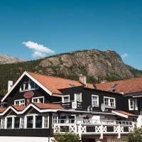 Hemsedal Cafe Skiers Lodge, hotel i Hemsedal