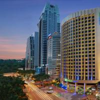 Holiday Inn Express Kuala Lumpur City Centre, an IHG Hotel, hotel v Kuala Lumpur