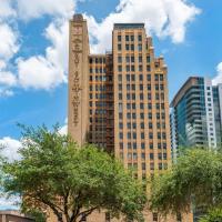 Cambria Hotel Houston Downtown Convention Center, hotel v destinaci Houston