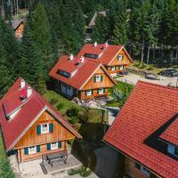 """Alpine Cabin """"Almhütte Dorner"""", hotel in Klippitztorl"""