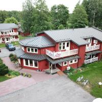Padu Hotell, hotell sihtkohas Kärdla