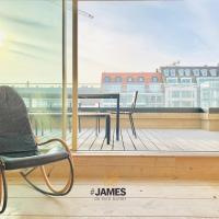 Prachtig ruim design duplex penthouse met zeezicht