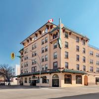 The Plaza Hotel a Trademark Collection by Wyndham, hotel em Kamloops