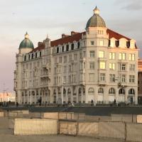 Residentie Palace Zeebrugge, hotel in Zeebrugge