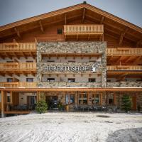 Hotel Hubertushof: Saalbach Hinterglemm'de bir otel