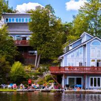 Kawartha Lakes, Fenelon Falls, hotel em Fenelon Falls