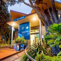 Wellington TOP 10 Holiday Park, hotel in Lower Hutt