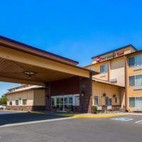 Best Western PLUS Walla Walla Suites Inn, hotel in Walla Walla