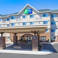 Holiday Inn Express Hotel & Suites Uptown Fredericton, hotel em Fredericton