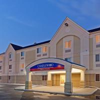 Candlewood Suites Secaucus, hotel in Secaucus