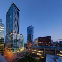 Holiday Inn Hotel & Suites - Montreal Centre-ville Ouest, an IHG Hotel, hotel in Montreal