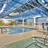 Holiday Inn Express Winnipeg Airport - Polo Park, an IHG Hotel