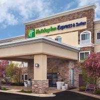 Holiday Inn Express Hotel & Suites Chicago-Libertyville, an IHG Hotel, hotel in Libertyville