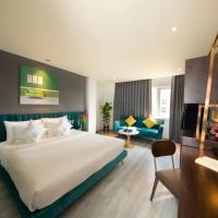 Alagon Plus Hotel & Spa, hotel v mestu Ho Chi Minh City