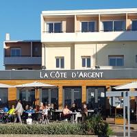Hotel Cote d'Argent, Hotel in Lacanau Océan