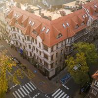 """Aparthotel Hornigold """"W Zielonej Kamienicy"""""""