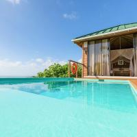 Vieux Fort Villa Sleeps 6 with Pool Air Con and WiFi