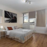 Queensland House - Deluxe Guest Room 3, hotel in zona Aeroporto di Londra-City - LCY, Londra
