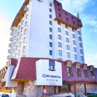 Continental Forum Tirgu Mures, hotel in Târgu-Mureş