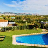 Villa Garden Javea