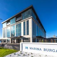 Marina Burgas Hotel, отель в Бургасе