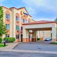Comfort Suites Springfield RiverBend Medical, hotel in Springfield
