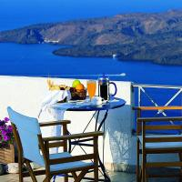 Theoxenia Boutique Hotel, hotel in Fira