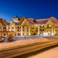 Le St-Martin Bromont Hotel & Suites, hotel in Bromont