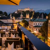 IMLAUER HOTEL PITTER Salzburg, hotel em Salzburgo