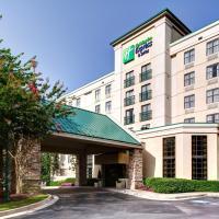 Holiday Inn Express Hotel & Suites Atlanta Buckhead, hotel in Buckhead - North Atlanta, Atlanta